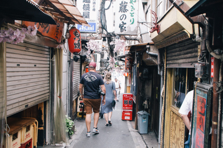 Heading to Japan soon?! Check out this COMPLETE 10-DAY JAPAN ITINERARY >> filled with exactly how I spent my 10 days in Japan, which could easily be expanded to 2 weeks in Japan.