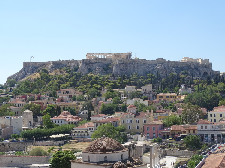 Looking for the best things to do in Athens, Greece? Even with just a weekend in Athens, you can get so many of the must-do's in Athens done! Two days in Athens is enough time to see the highlights!