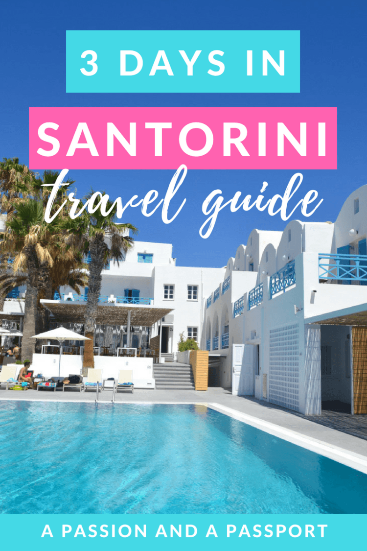 Heading to Greece soon and looking for the best things to do in Santorini?! Check out this 3-day Santorini guide, full of those dazzling blue-domed churches so iconic to the island!