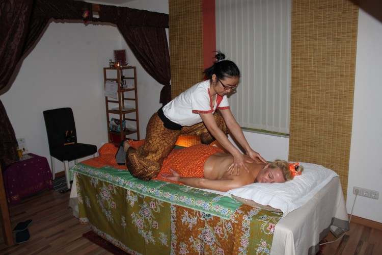 Body To Body Thai Massage In Bangkok