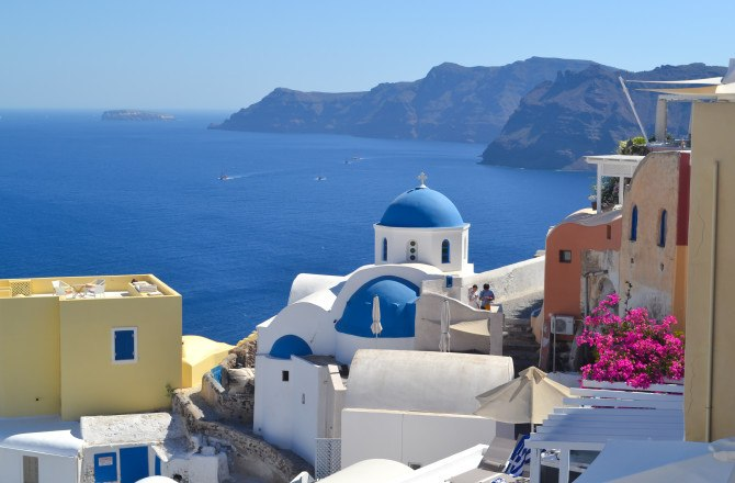 Three Days in Santorini: A First-Time Visitors Guide