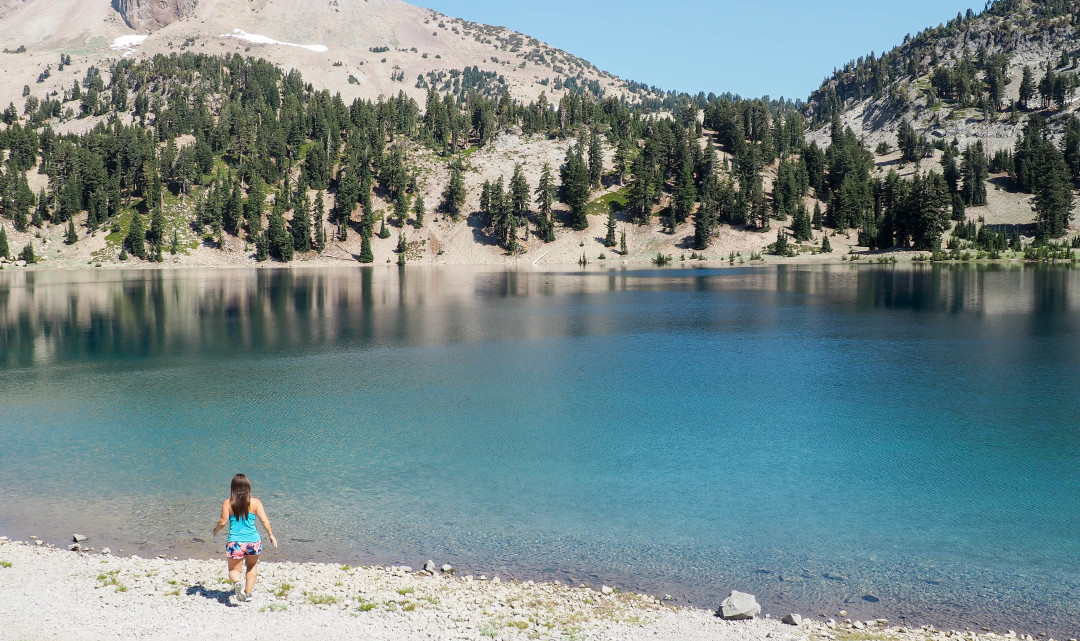 A Weekend in Lassen Volcanic National Park and Burney Falls