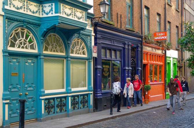 Where to Stay in Dublin, Ireland: Best Places to Stay