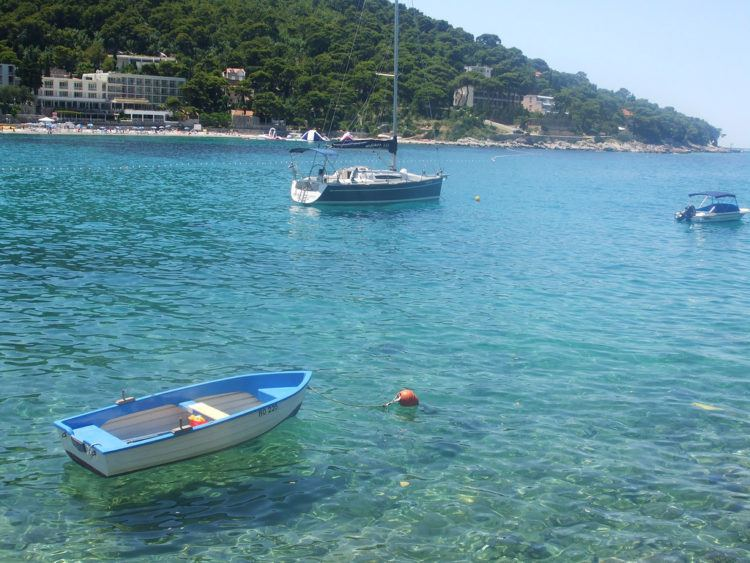 The Best Beaches in Dubrovnik! Can't miss swimming while you're in Croatia!