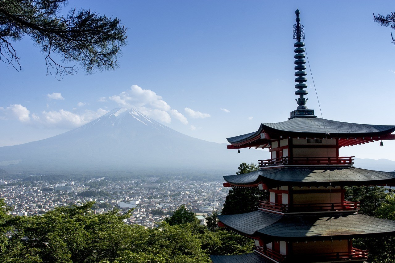 day trips from tokyo mount fuji