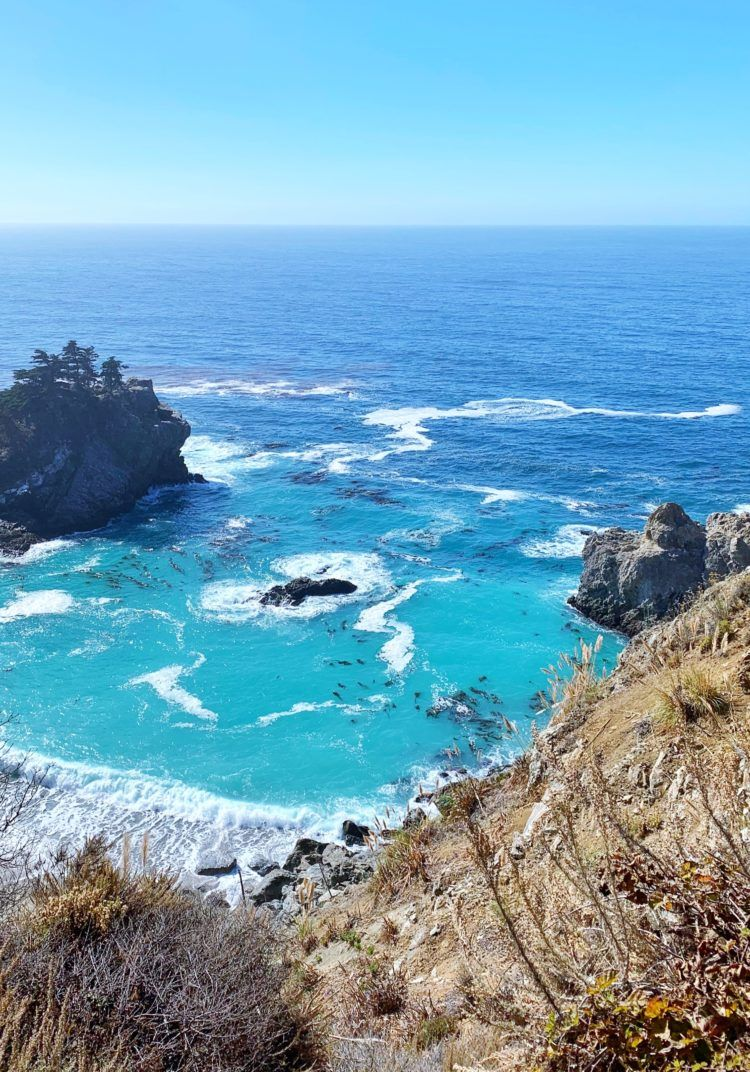 The Best Big Sur Road Trip Itinerary - all the best stops to make, where to eat, and where to stay