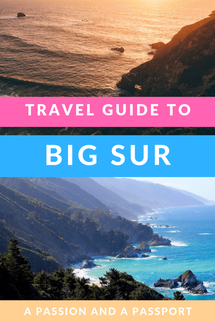 Big Sur Road Trip Itinerary The Ultimate Guide To Beautiful Big Sur