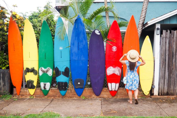 My favorite things to do in Paia, Maui, Hawaii! Spend a day on the North Shore!