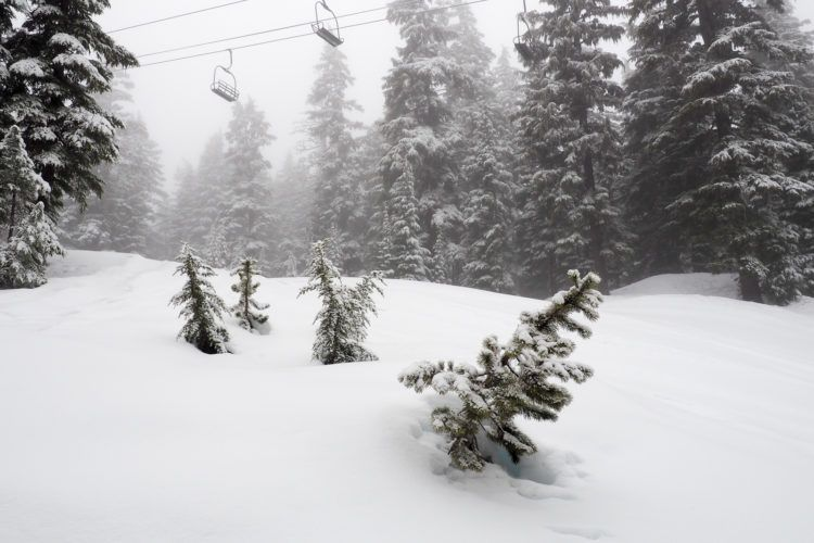 Things to do in Bend, Oregon: A Wintery Guide to the City and Surrounding Areas (including where to stay, how to get around, where to eat, and lots more!)