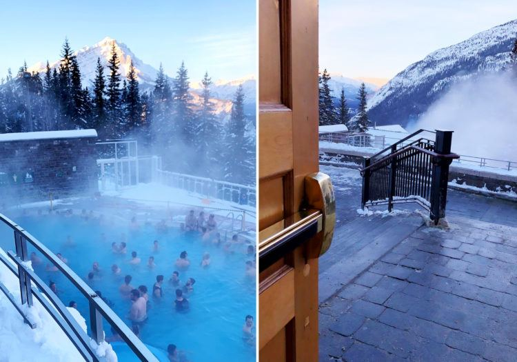 Things to do in Banff in Winter: What to do, where to eat, all the Banff winter activities, and tons of tips and tricks. COMPLETE 5 day itinerary for inspiration as well!