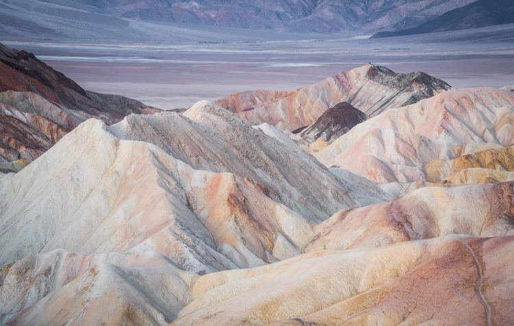 National Parks in California - Death Valley National Park