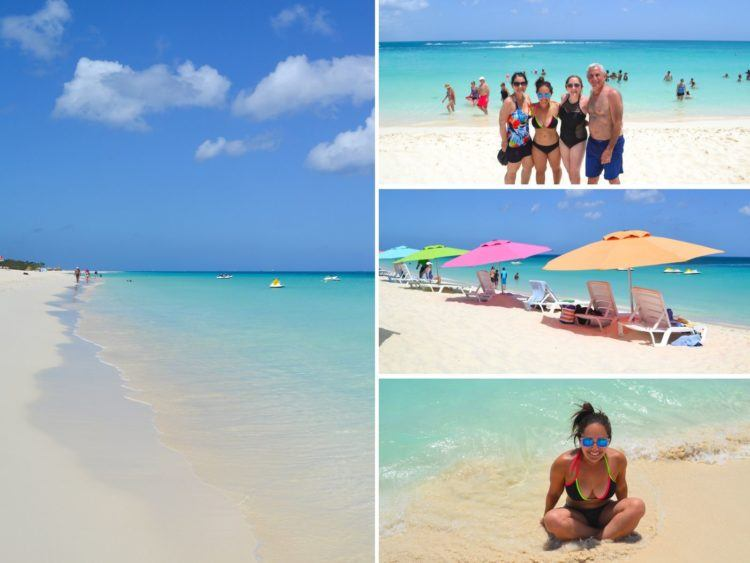 all the places I've been in 30 years! ARUBA
