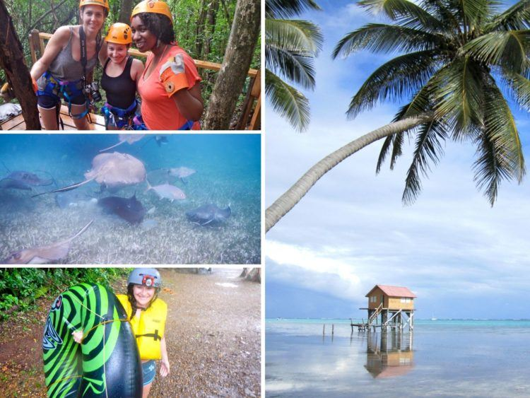 BELIZE all the places I've been in 30 years!