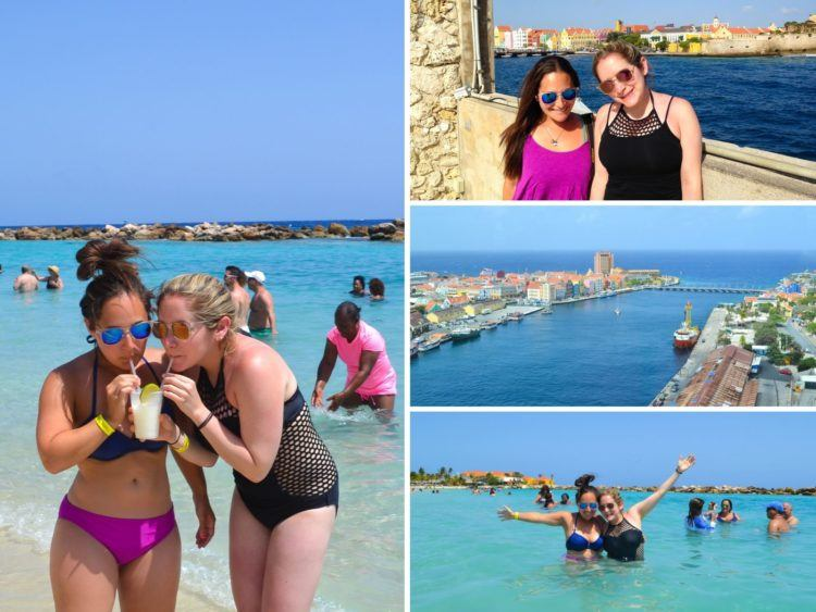 CURACAO all the places I've been in 30 years!