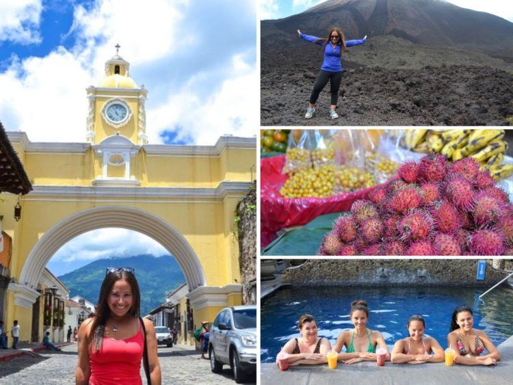 Guatemala: all the places I've been in 30 years!