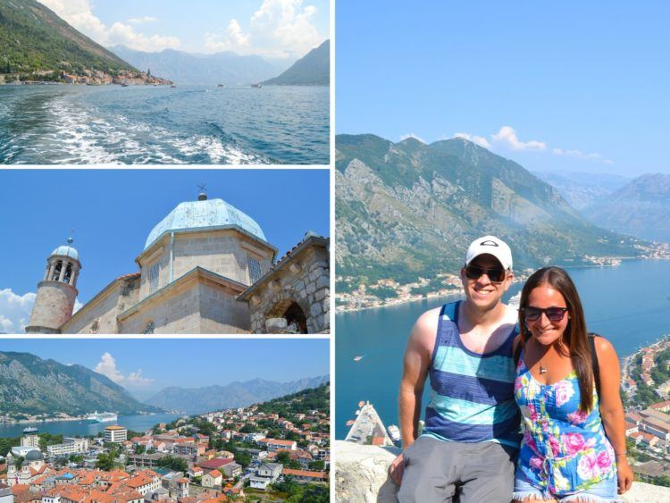 Montenegro 30 countries I've been in 30 years!
