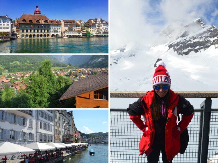 switzerland 30 countries I've been in 30 years!