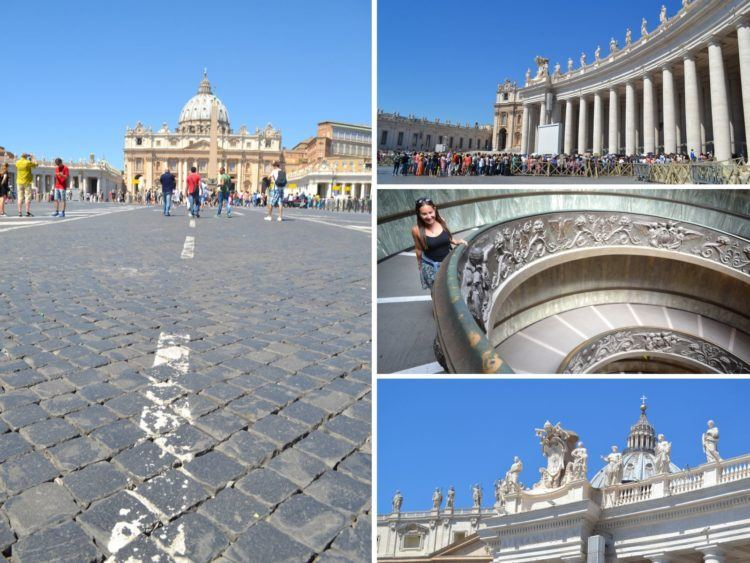 VATICAN all the places I've been in 30 years!