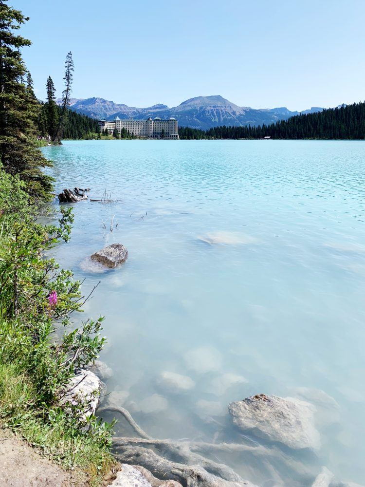 Calgary to Banff to Jasper Canadian Rockies road trip itinerary