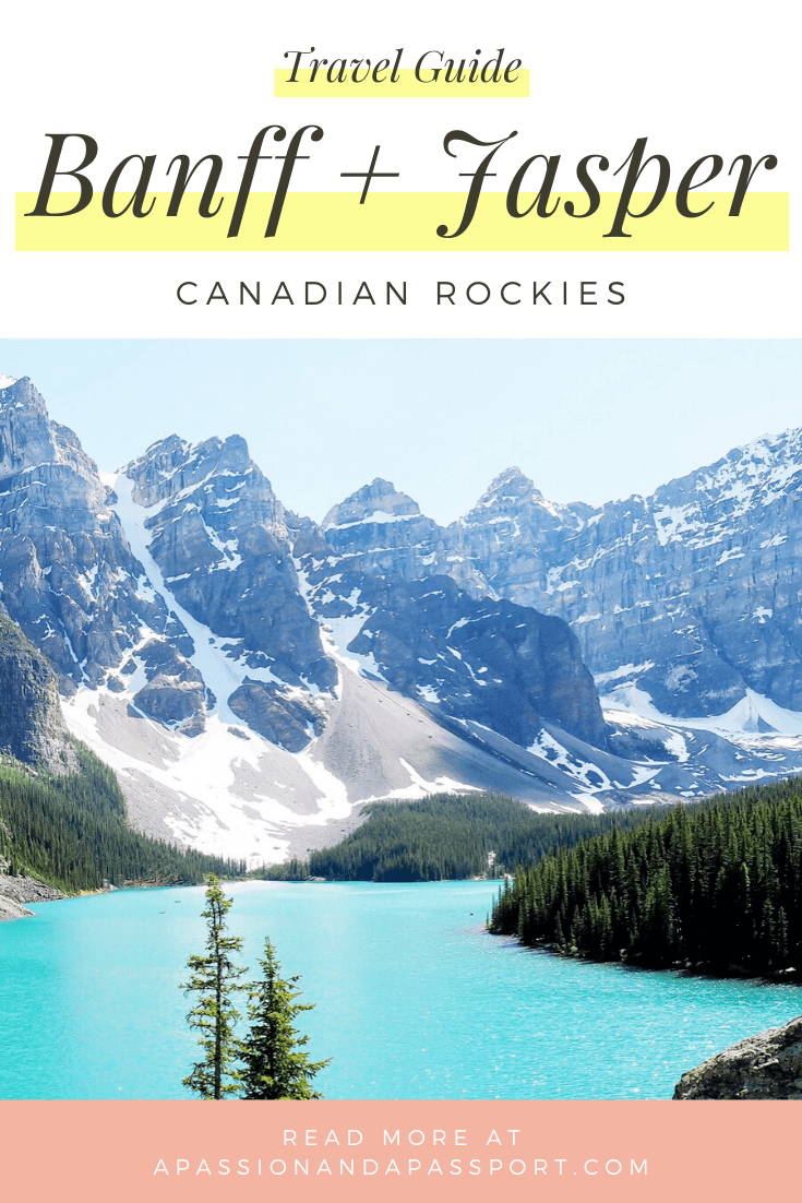 Complete Guide to Banff and Jasper National Parks in the Canadian Rockies - complete itinerary, things to do, where to stay, and so much more!