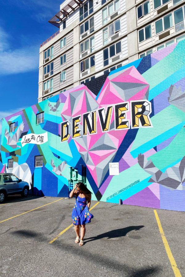 One Day in Denver: How to (Easily) Plan A Super Fun Denver Itinerary