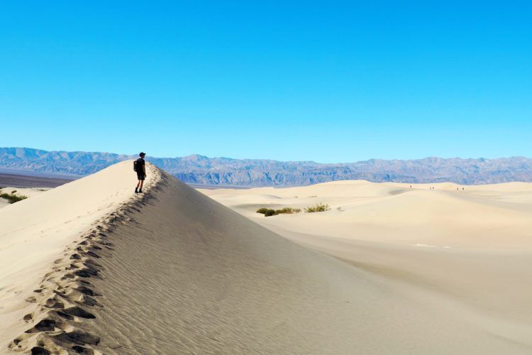 Looking for things to do in Death Valley National Park? Here's my guide: full of places to see, where to stay, and a comprehensive Death Valley itinerary.
