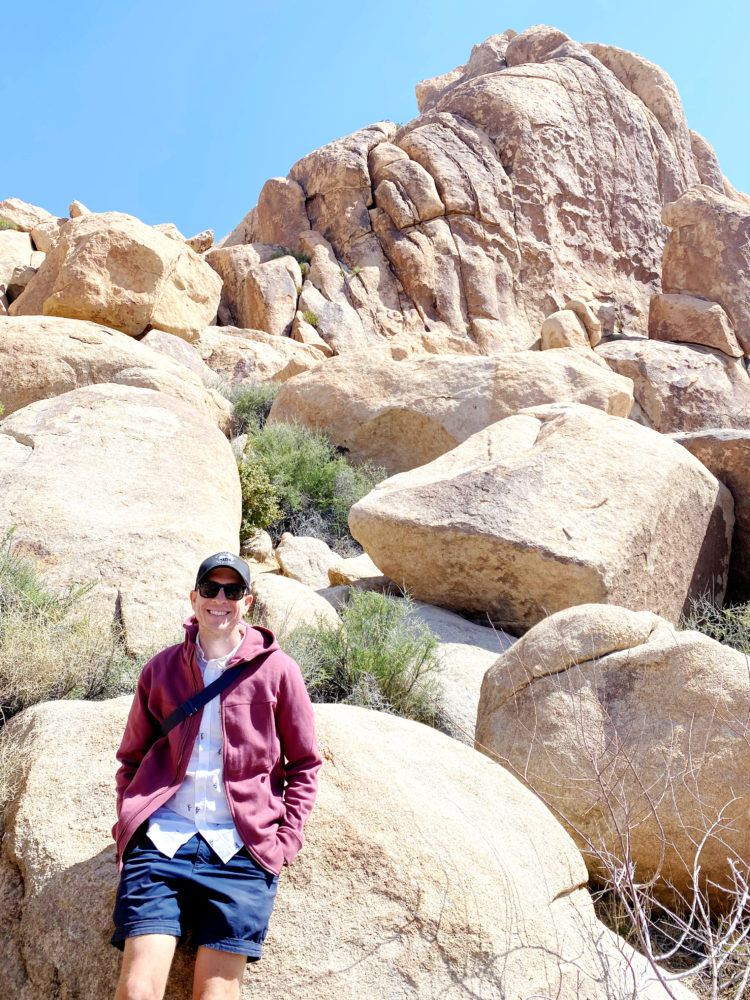 Day trip to Joshua Tree itinerary