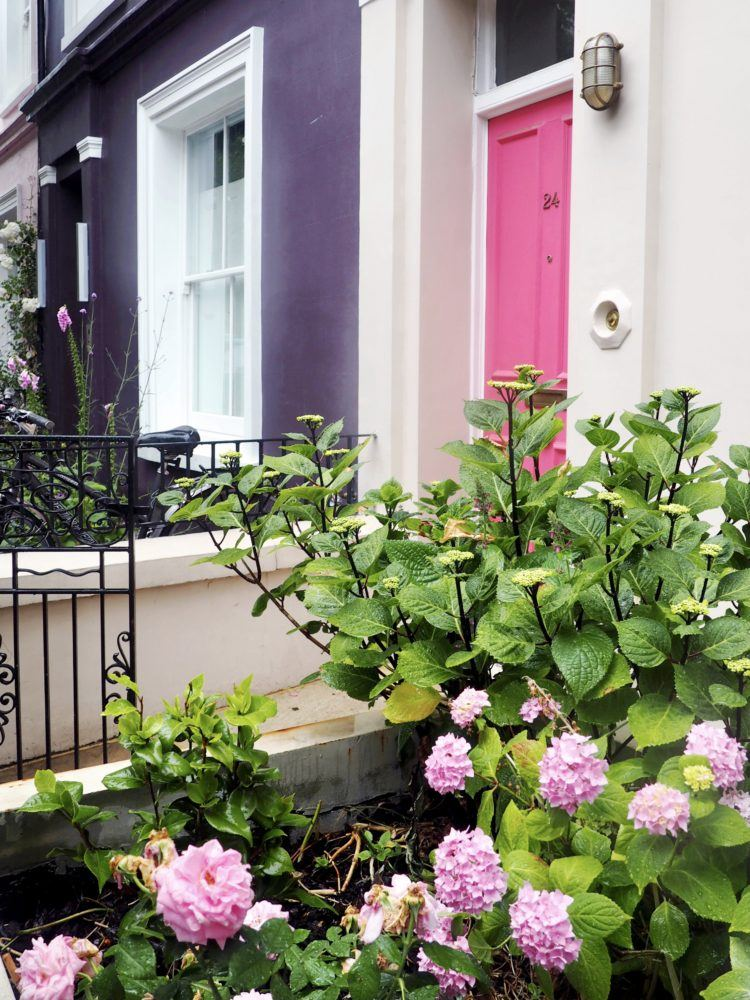 One day in London itinerary -- notting hill 2
