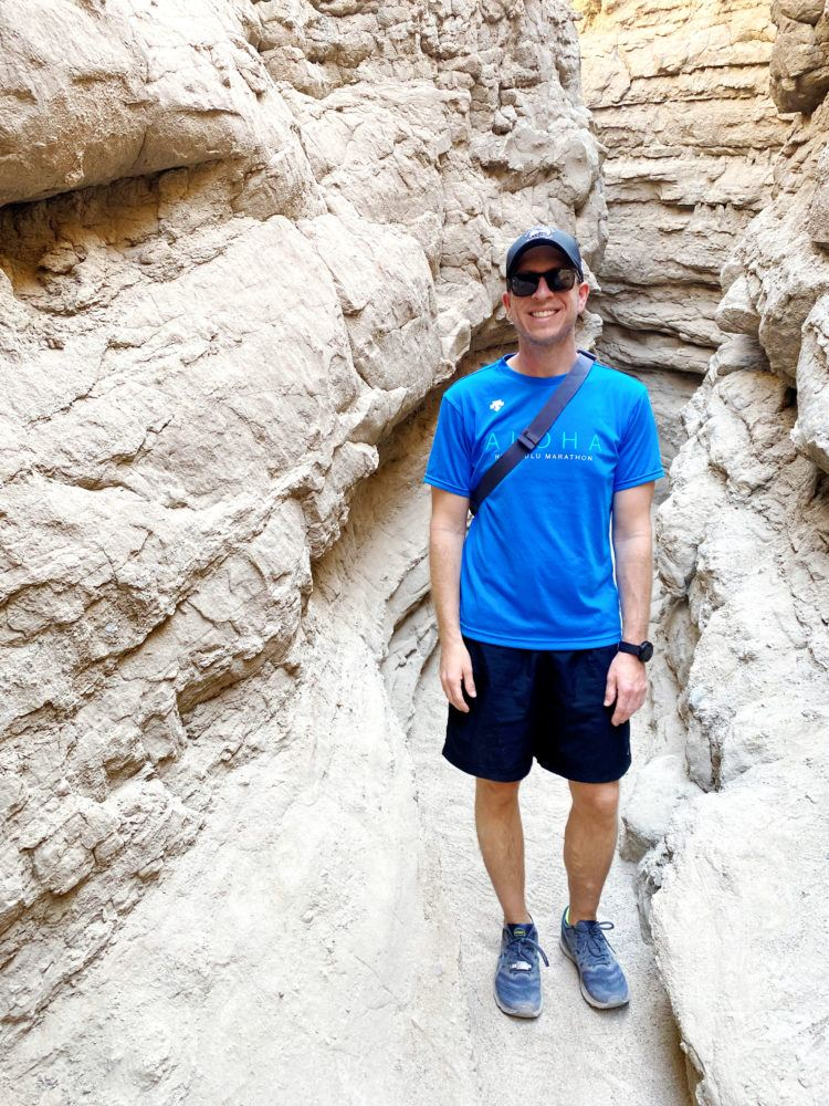 Anza Borrego Slot Canyon: Everything you need to know!