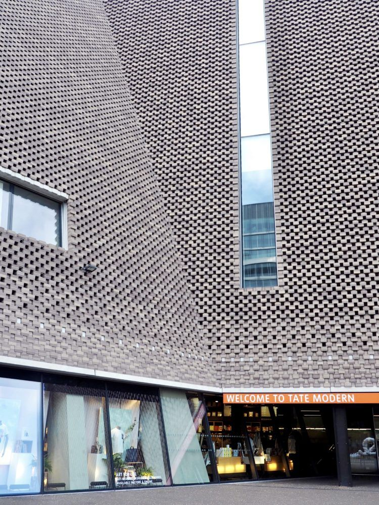 One day in London itinerary -- Tate modern