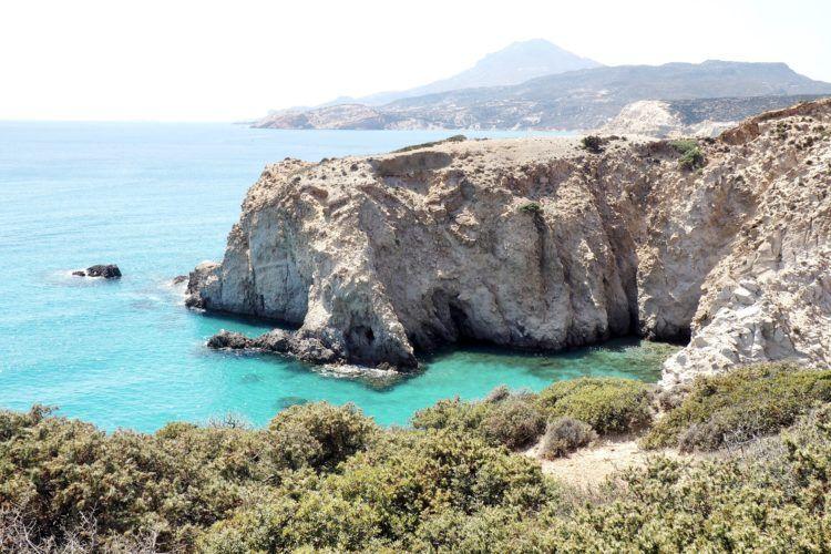 best beaches in Milos, Greece