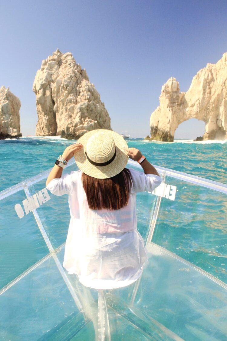Crystal Clear Boat Los Cabos Mexico